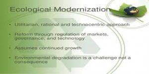 Ecological Modernization