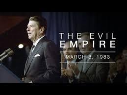 Evil Empire Speech