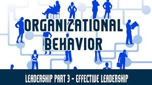 Leadership Organizational Behavior