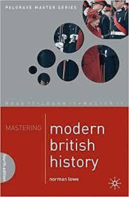 Modern British History