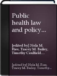 Public Health Law Policy