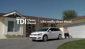 Volkswagen Diesel Car