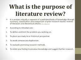 Study Within A Review
